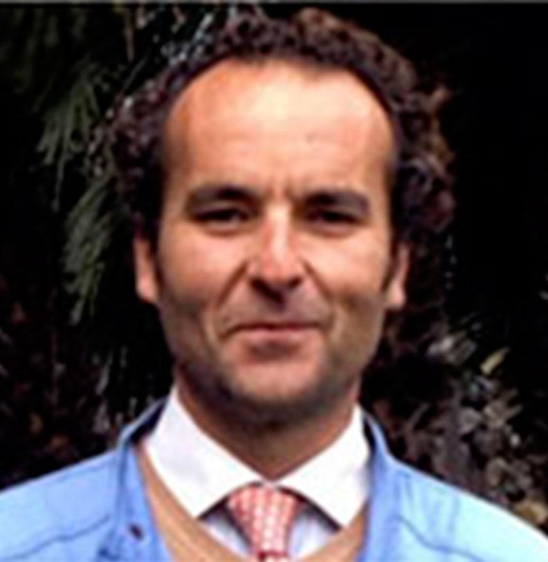 Francisco Machota. Enfermero y especialista clínico en la línea de curación de heridas de Smith&Nephew